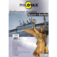 PHILOTAX DVD Bund + Berlin Spezial-Katalog