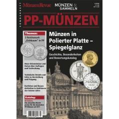 MünzenRevue / Münzen & Sammeln Sonderheft 2014: PP-Münzen - Münzen in Polierter Platte - Spiegelglanz