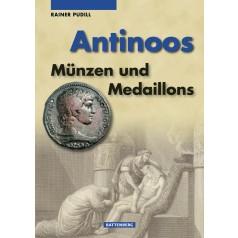 Antinoos – Münzen und Medaillons, 1. Auflage 2014