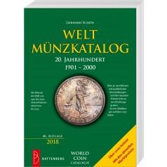 Weltmünzkatalog 20. Jahrhundert, 1901 - 2000