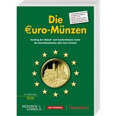 Die Euro-Münzen: Katalog der Umlauf- und Sondermünzen sowie der Kursmünzensätze aller Euro-Staaten
