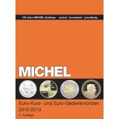 MICHEL Euro-, Kurs- und Gedenkmünzen 2012/2013