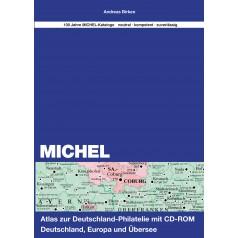 MICHEL Atlas zur Deutschland-Philatelie - inkl. CD