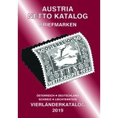 ANK Austria Netto Katalog Briefmarken Vierländerkatalog 2019