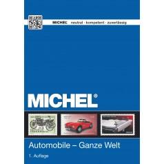 MICHEL Motivkatalog Automobile - Ganze Welt 2015