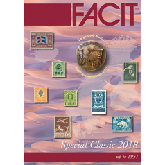 Facit Special Classic 2018 up to 1951
