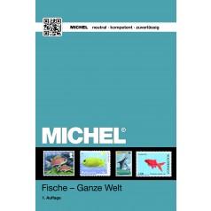 MICHEL Fische – Ganze Welt 2017