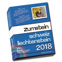 Zumstein Schweiz/Liechtenstein Katalog 2018 (Buchform)