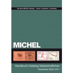 MICHEL Handbuch Markenheftchen Deutsches Reich 2011