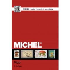MICHEL Motivkatalog Pilze – Ganze Welt 2018