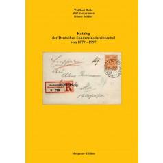 Wolfhart Rolke, Rolf Neckermann, Günter Schüler: Katalog der Deutschen Sondereinschreibezettel von 1879 - 1997