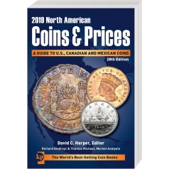 North American Coins & Prices, A Guide to U.S., Canadian and Mexican Coins