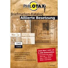 PHILOTAX DVD-Katalog Alliierte Besetzung Spezial