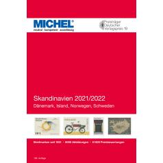 MICHEL Skandinavien 2021/2022 (E 10)