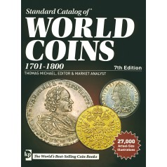 Standard Catalog of World Coins 1701 – 1800